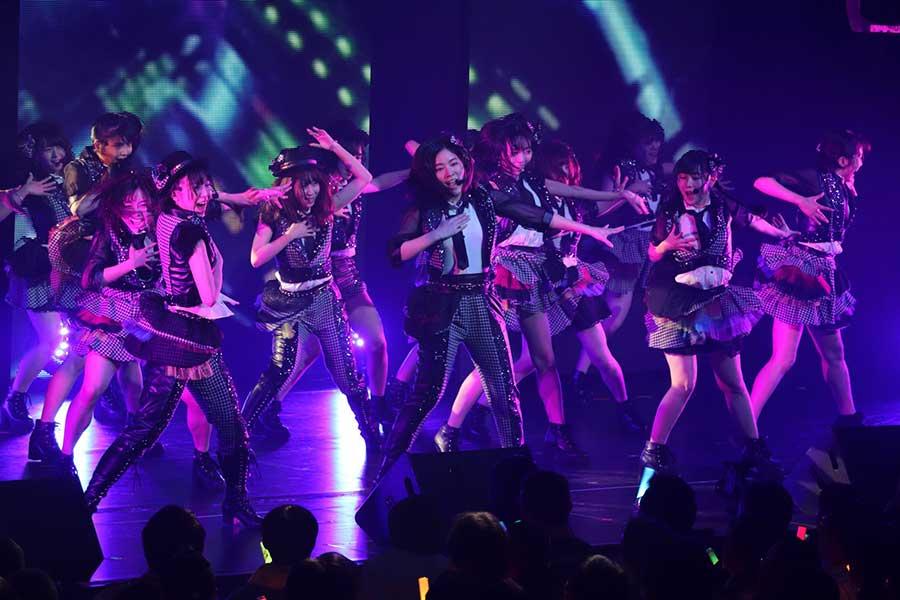 """個性爆発""""ソーユートコある""""SKE48コンサート 松井珠理奈は歌唱版ソロ曲初披露"""