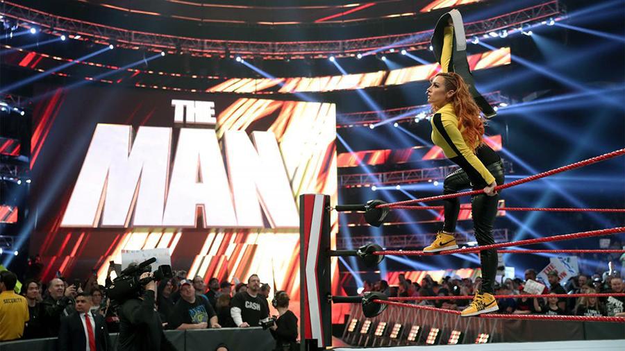 """""""ザ・マン""""WWE女子王者ベッキー・リンチのルーツは「初代タイガーマスク」だった"""