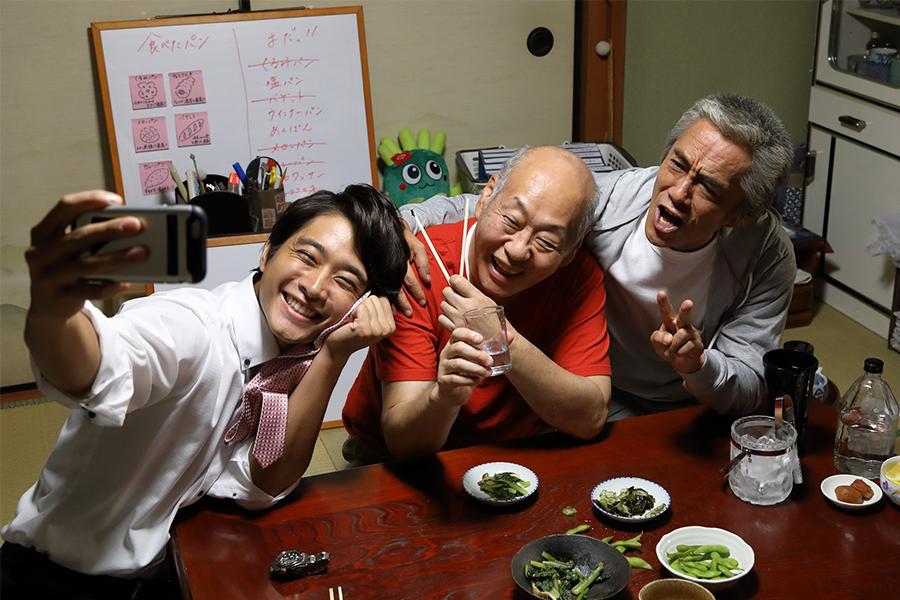 第2話はスリリングに物語が展開する(C)テレビ東京