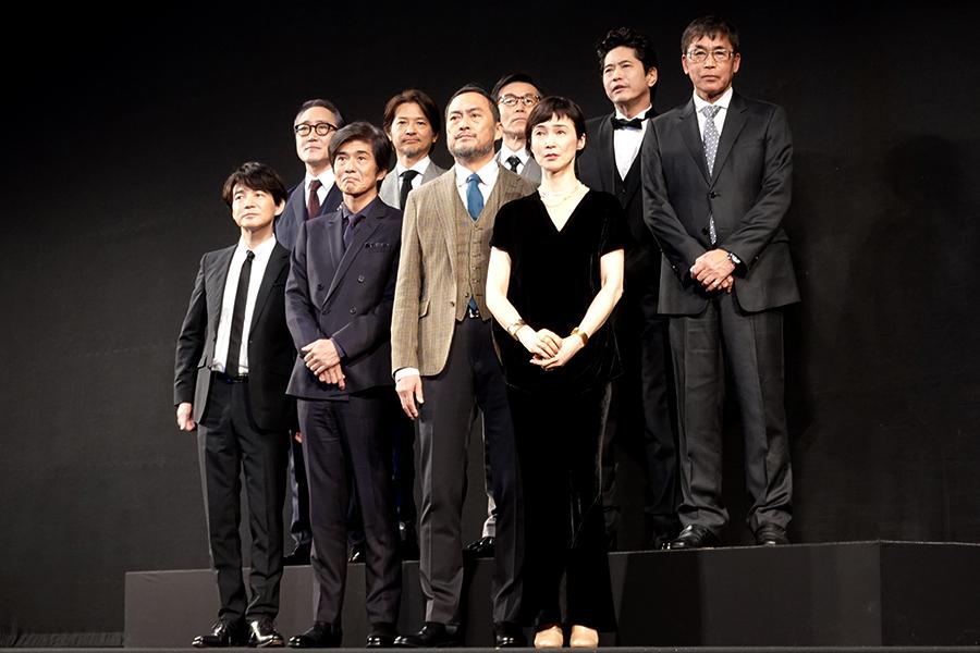 佐藤浩市&渡辺謙 プレミアで感無量「Fukushima 50」が世界73の国と地域で公開