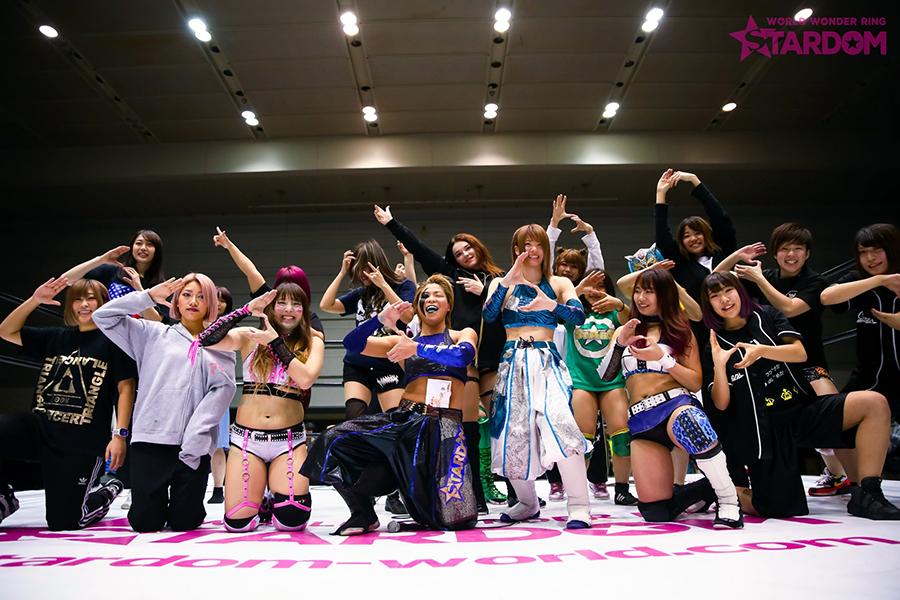 花月、所属最終試合 「岩谷に女子プロレス界の未来を託した」 スターダム1・26大阪大会