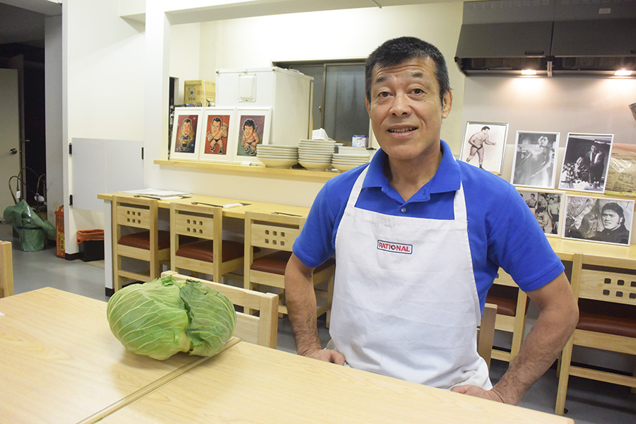 """Uの頭脳""宮戸優光氏、料理人としてのゴール明かす 格闘人生36年で目指す究極の味とは"