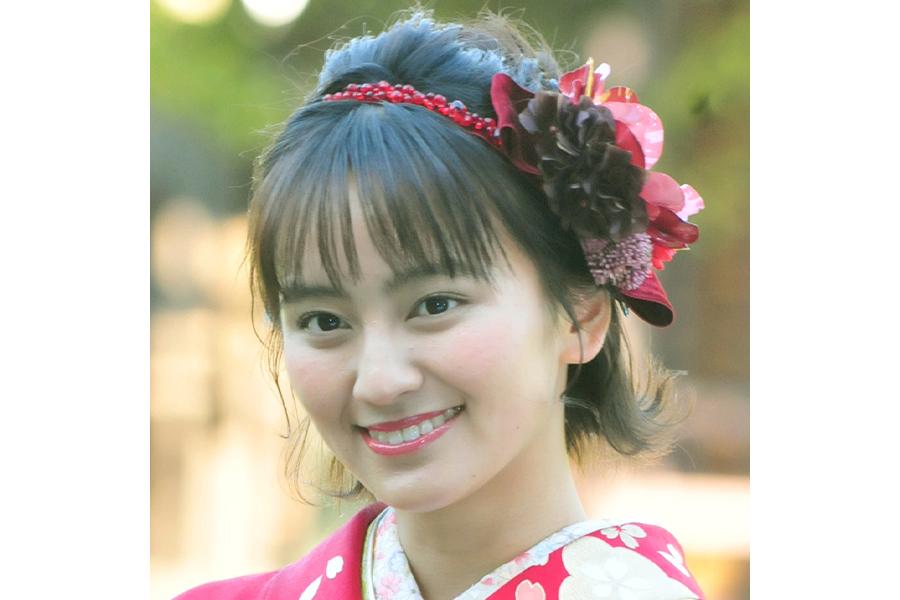 岡田結実、久々の女子っぽコーデに「ドキドキ」 ファン絶賛のオシャレワンピ姿を披露