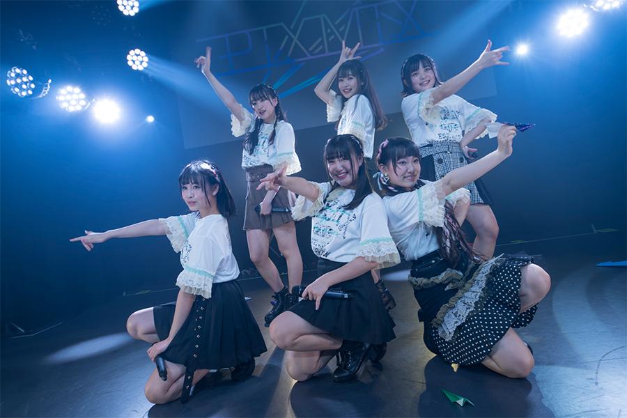 平均年齢15・7歳「PiXMiX」、ライブで驚きの披露 広末涼子と篠原涼子の90年代名曲をカバー