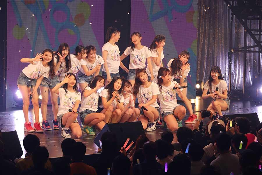 ライブ至上主義で2020年のスタートダッシュ NMB48が10周年へ進化を約束