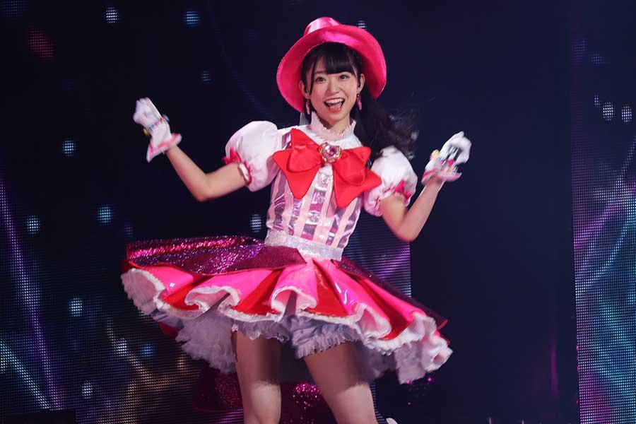 """魔法使い見習いから""""AKB48新センター"""" 山内瑞葵が決意のソロコンサート"""
