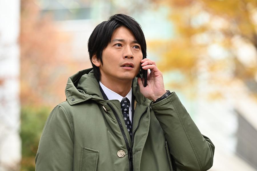 ドラマ「10の秘密」に主演する向井理 (C)カンテレ