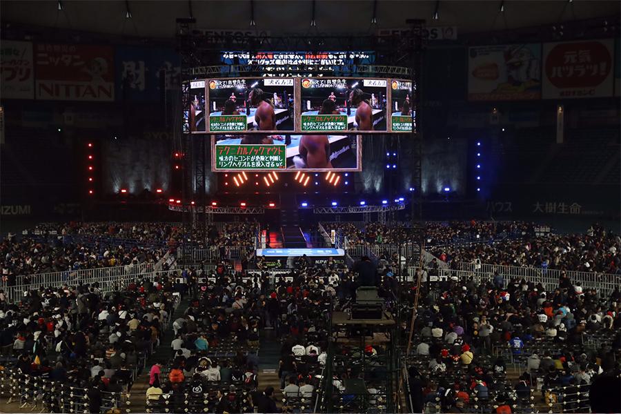 新日本プロレスが11大会の中止を発表、3月15日まで、その後は「状況を注視」