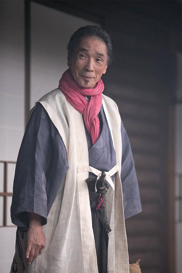 「麒麟がくる」東庵役の堺正章「顔が近くて抱きしめてやろうかと」道三役の本木を語る