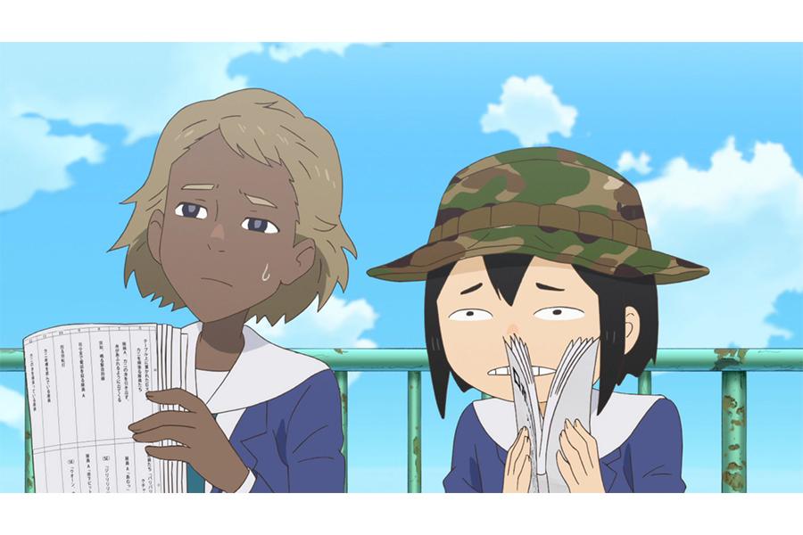 日高のり子「映像研の大ファンです」第7話に水崎の母親役として登場!