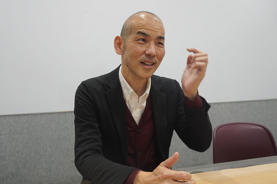 「40代は思ったより早く過ぎてしまった」と語る木山裕策さん