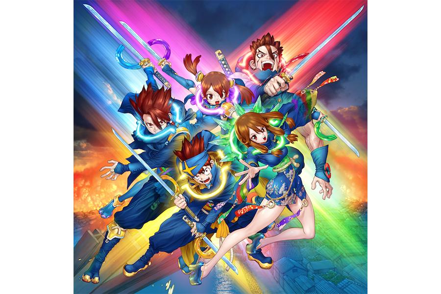 """""""忍者""""がテーマの新感覚ライブショー 人気漫画家Boichiがキャラクターデザインに参加決定!"""