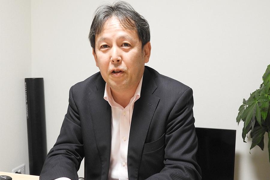 マスク不足などについて語る流通アナリストの渡辺広明氏