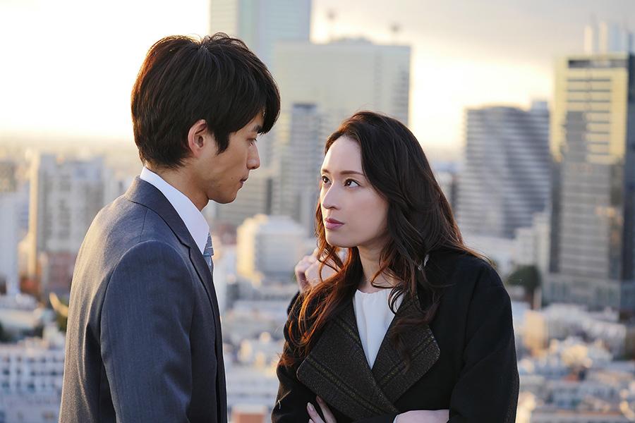 栗山千明演じる楯岡絵麻と真っ向対峙の石黒賢「演じ甲斐のある、難しくかつ面白い役でした」