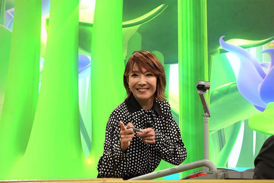 元宝塚星組トップスター柚希礼音がネプリーグ初参戦 ミュージカルチーム率いて「団結力が違いますから」