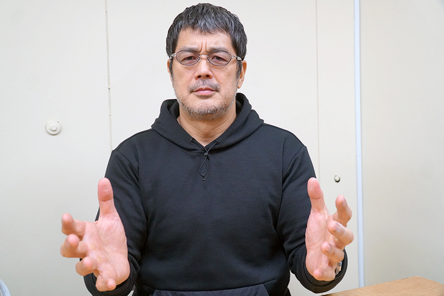 高田延彦が物申す【写真:ENCOUNT編集部】