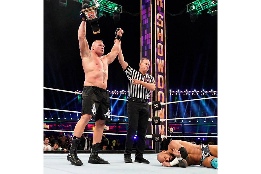 WWEサウジアラビア大会はサプライズの連続 「レッスルマニア36」に大物スター選手続々参戦へ