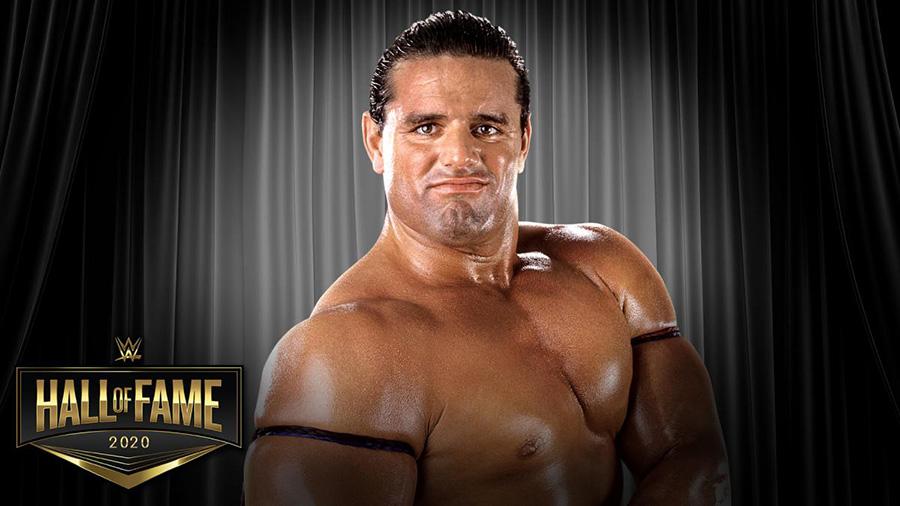 WWE殿堂入りしたデイビーボーイ・スミス (C)2020 WWE, Inc. All Rights Reserved.