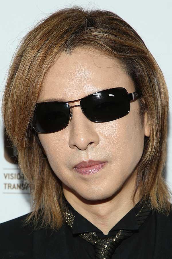 「X JAPAN」のYOSHIKI【写真:Getty Images】