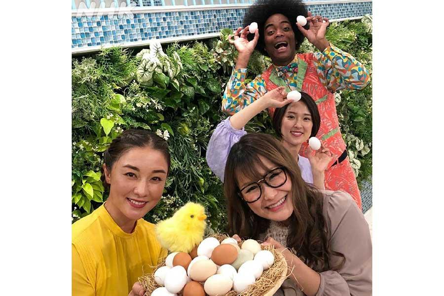 「あさイチ」が近江友里恵アナらの卵ショット公開 気になるみんなの目玉焼きの食べ方は…?