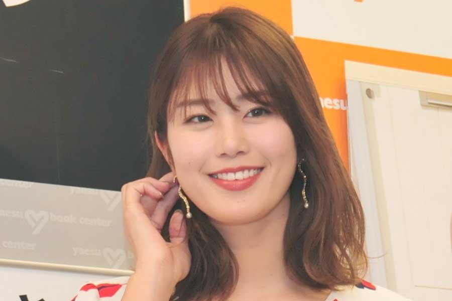 稲村亜美、ショーパン姿の「熱男~!」披露にファン歓喜「いいふともも」「声可愛い」