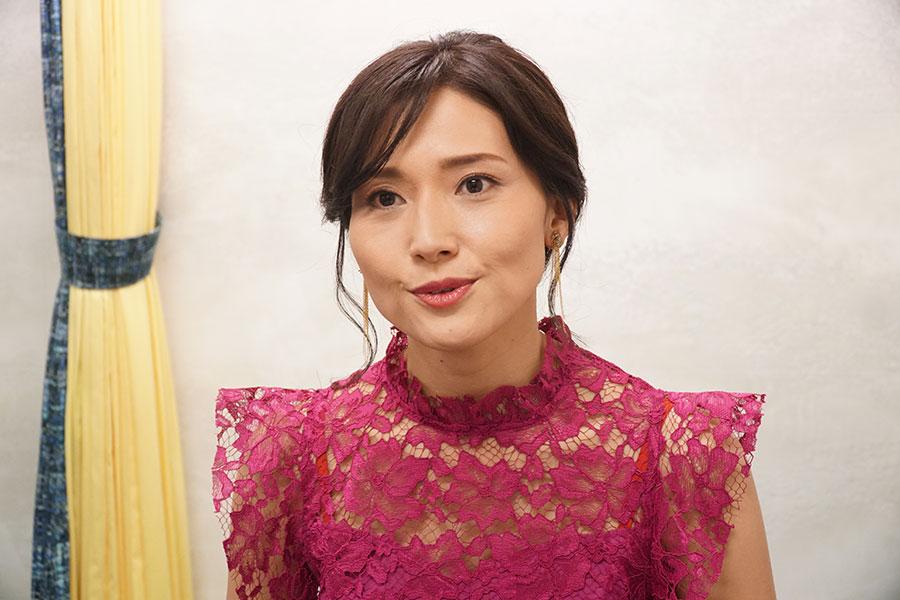 元衆院議員でコメンテーターの金子恵美氏【写真:ENCOUNT編集部】