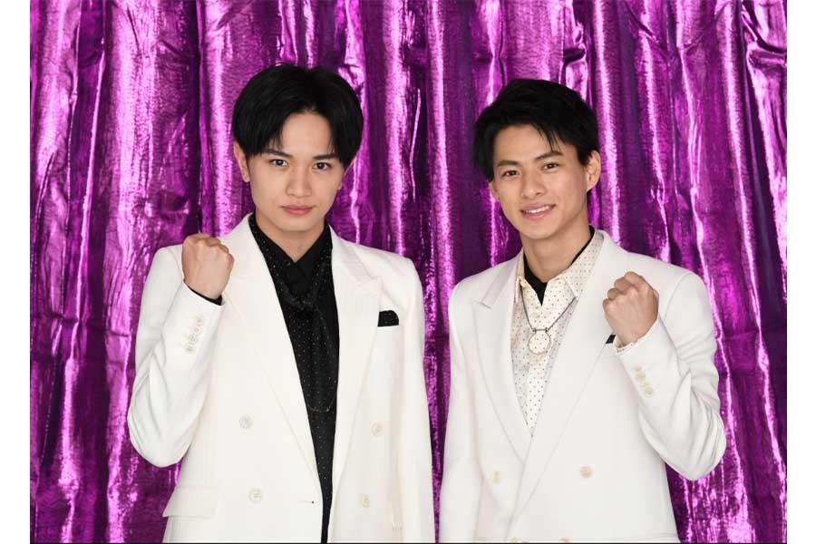 中島健人&平野紫耀が音楽番組MCに初挑戦! 生放送で平野「油断してたらお話をいただいてドギマギ」