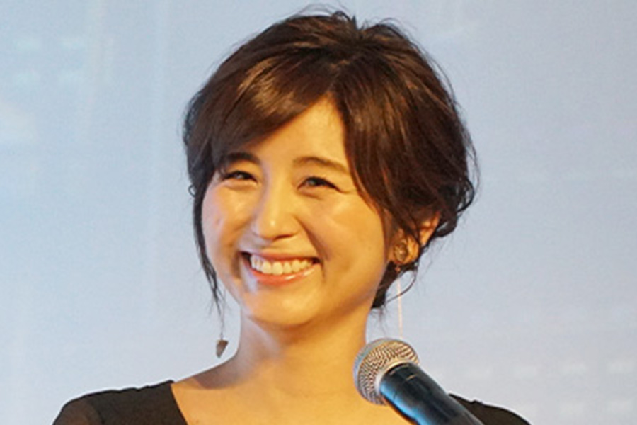 宇賀なつみアナウンサー【写真:ENCOUNT編集部】