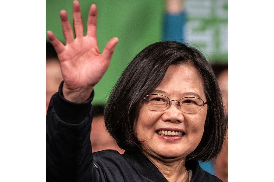 コロナ対策成功の台湾・蔡英文総統が日本を鼓舞するメッセージ 呼びかけたのは「団結」