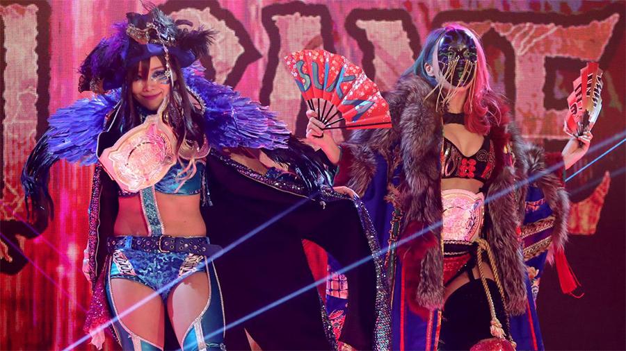 カブキ・ウォリアーズが王座陥落! WWE史上初・無観客2DAYSのPPV「レッスルマニア36」1日目