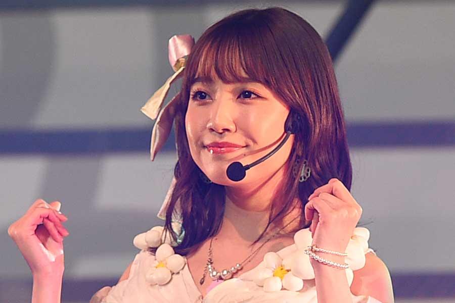 「AKB48」の加藤玲奈【写真:舛元清香】