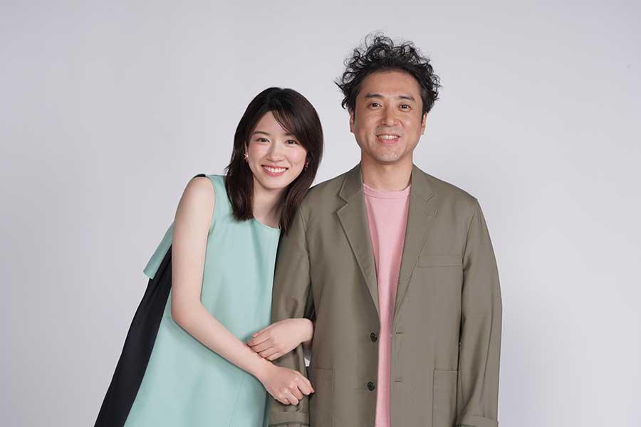 父親・ムロツヨシ&娘・永野芽郁が届ける「親バカ青春白書」 福田雄一が手掛ける新ドラマ