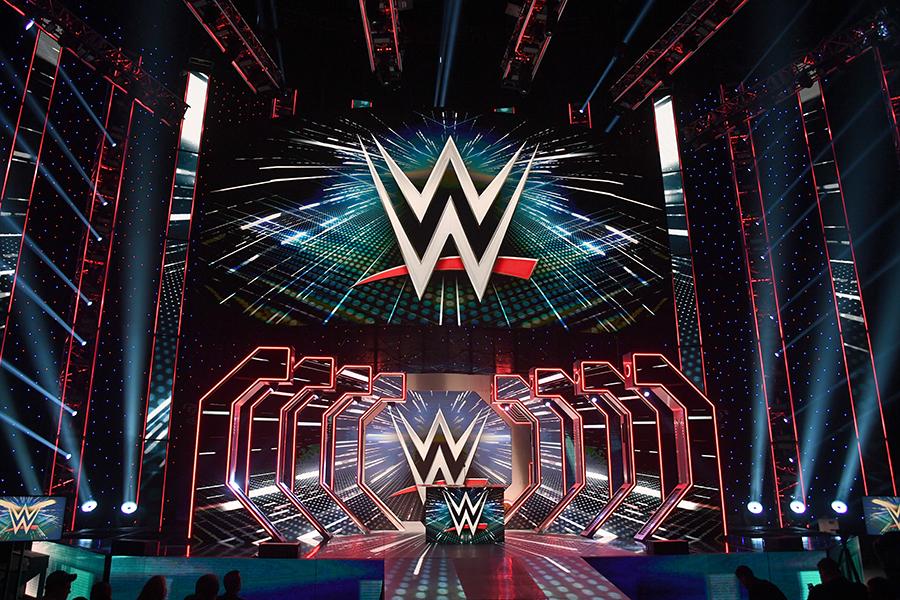 世界最大のプロレス団体WWE【写真:Getty Images】