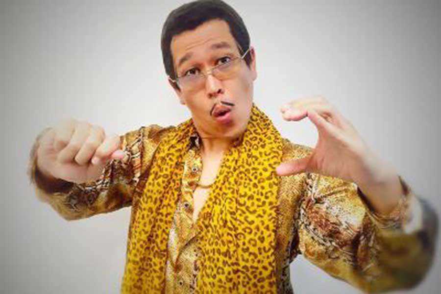 ピコ太郎の「PPAP」で正しい手洗いを学ぼう!古坂大魔王が決意「ピコ太郎ももっと動かす」