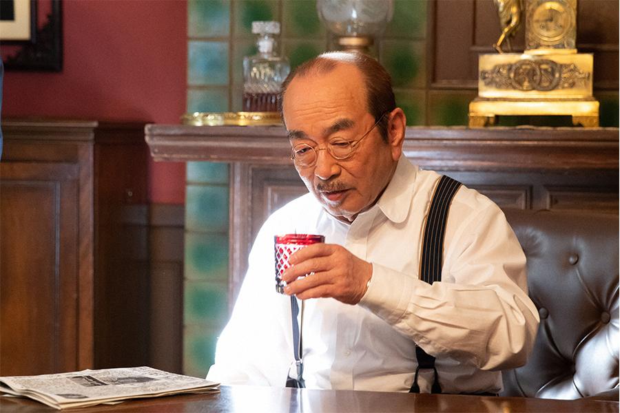 【エール】「存在感と貫禄が別格」志村けんさん演じる小山田と裕一が初対面