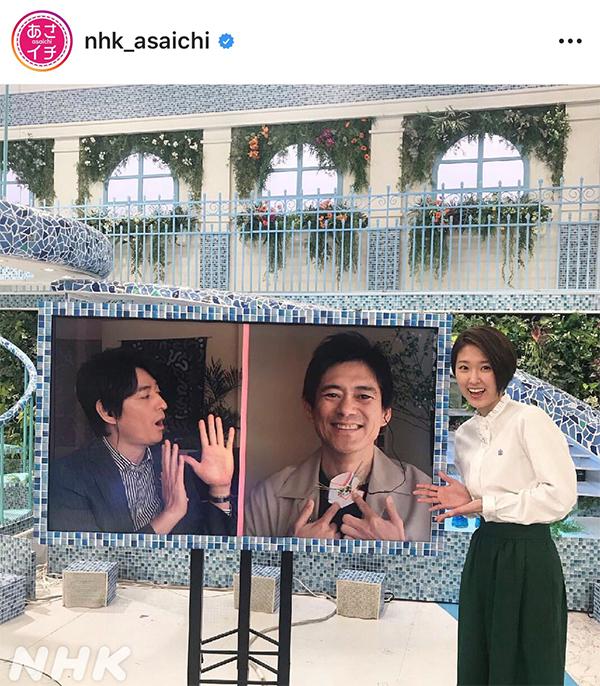 「あさイチ」近江アナがランチタイムショットを公開!「お好み焼きはマヨネーズをかける派?かけない派?」