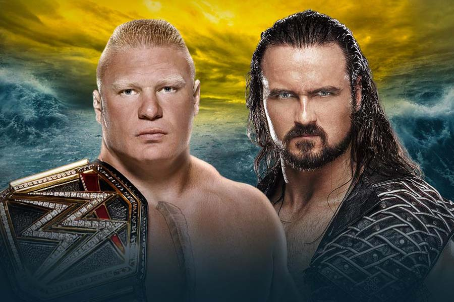WWE「レッスルマニア36」開催直前 王者ブロック・レスナーに挑戦するドリュー・マッキンタイアへの期待感