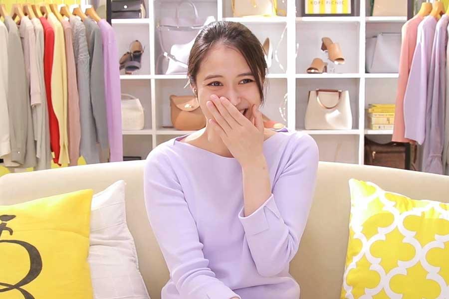 「広瀬アリスのロペピクチャンネル」に出演した広瀬アリス