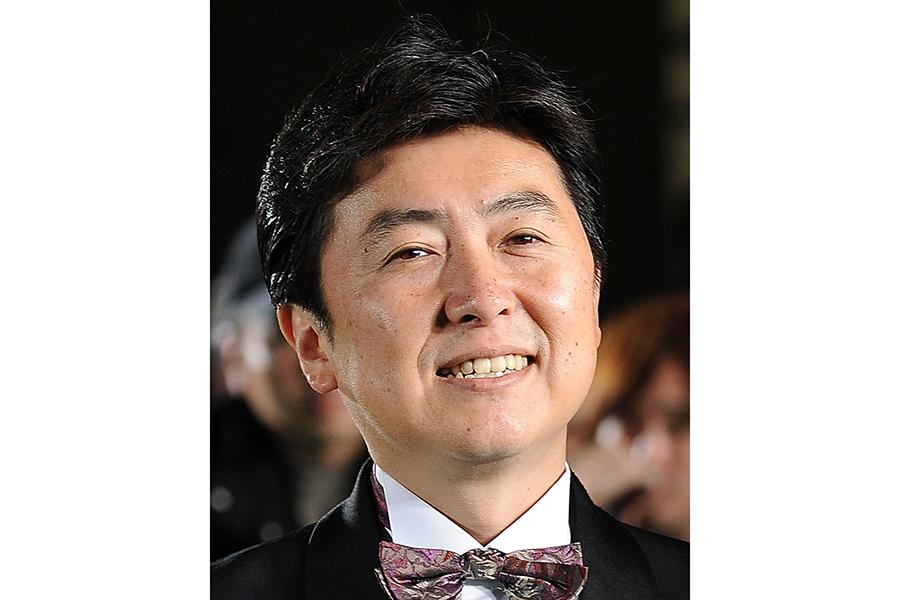 笠井信輔アナウンサー【写真:Getty Images】