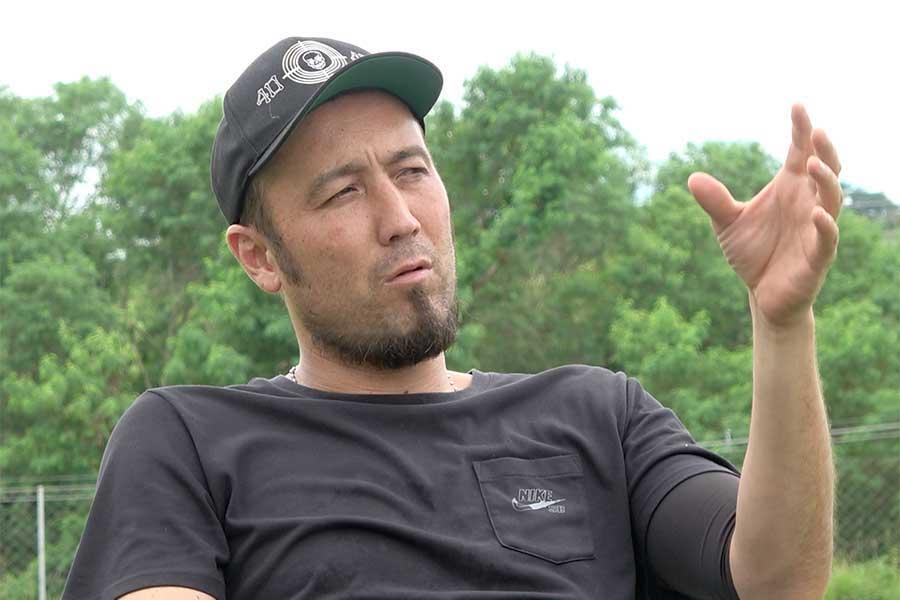 田中マルクス闘莉王氏【写真提供:闘莉王TV】