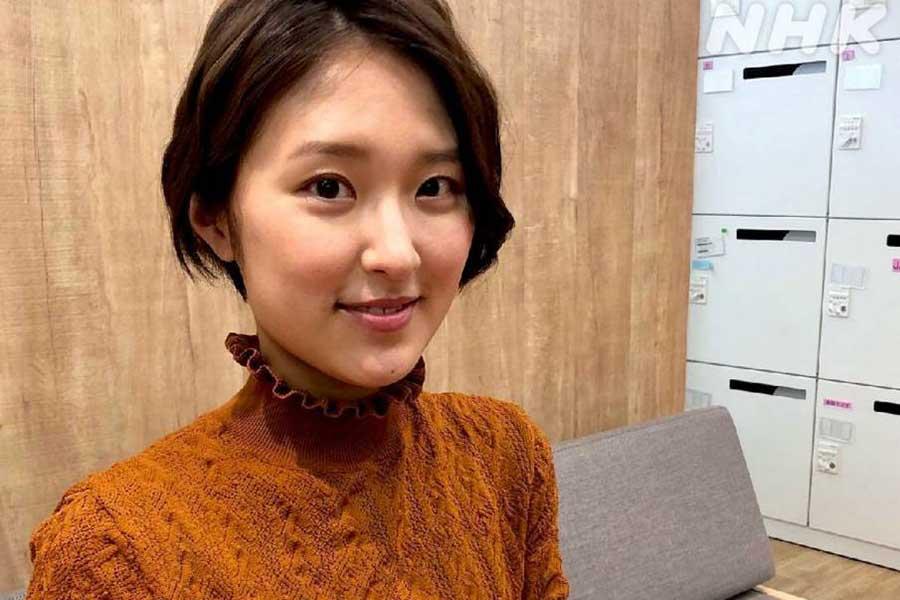 NHK近江友里恵アナが先輩職員と約1年前に社内結婚していた