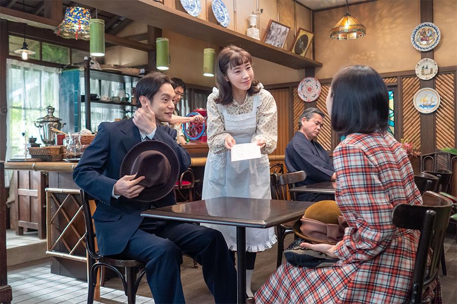 【エール】三郎の「俺に任せておけ」が今度こそ頼もしい 裕一は東京へ
