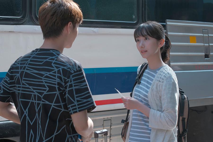 波瑠が主演ドラマで台湾とのふれあい描く「この先なにが起こるかわからない世界で繋がりになることを」