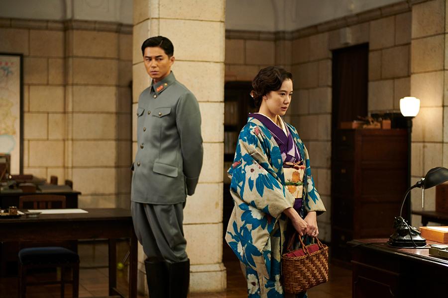 「スパイの妻」(C)NHK