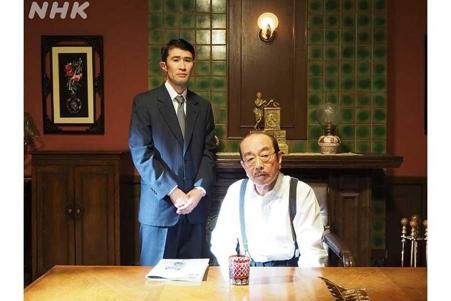志村けんさんの朝ドラ「エール」オフショット公開 ファン感涙「号泣しました」「素敵な笑顔」