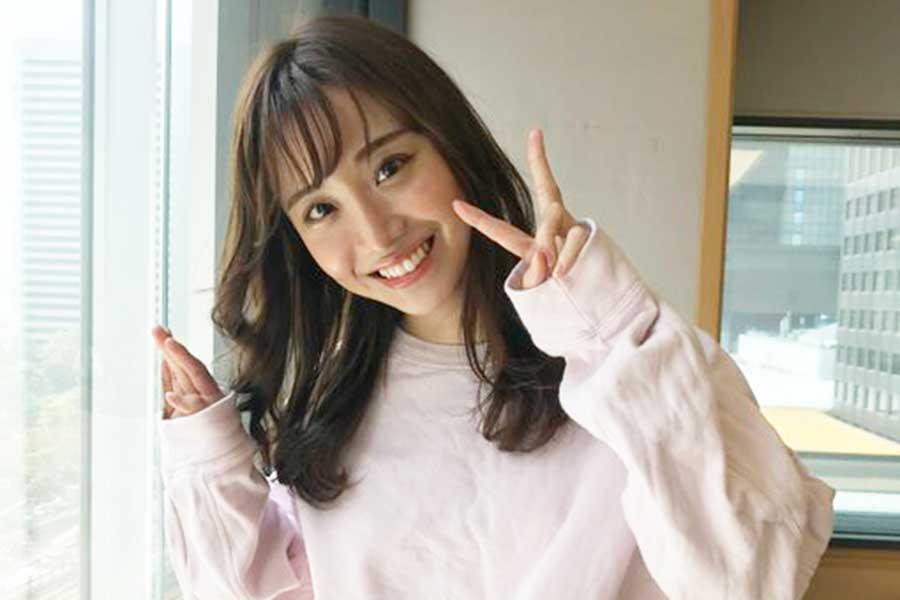 元SKE48柴田阿弥が持論を展開 ソーシャルディスタンスでアイドルに求められること