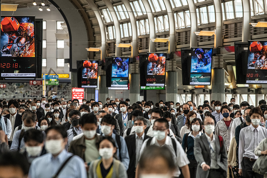 """海外も""""日本モデル""""に注目「ロックダウンを回避しただけでなく、大規模検査も避けた」"""