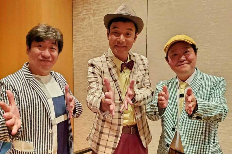ダチョウ倶楽部【写真:インスタグラム(@dachoclub_official)より】