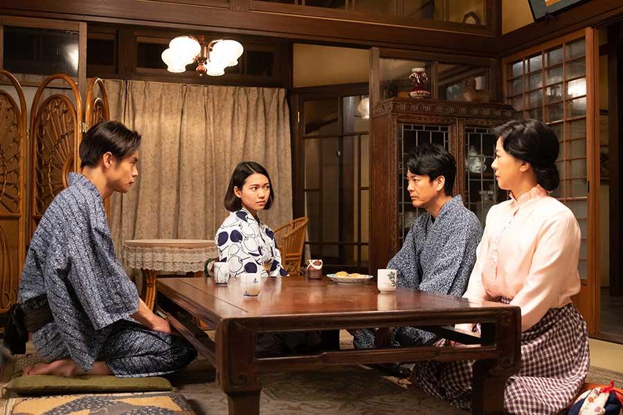 【今週のエール】唐沢寿明、薬師丸ひろ子…朝のひと笑いに癒される