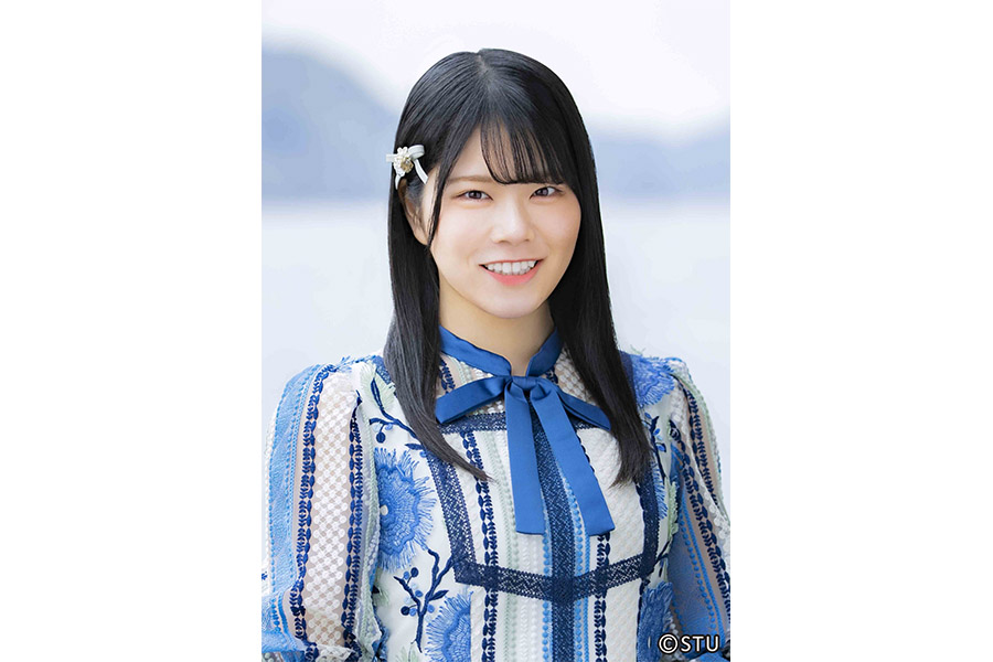 歌姫らしさ全開! STU48矢野帆夏、おうち時間の手洗いを楽しくするオススメ曲は?